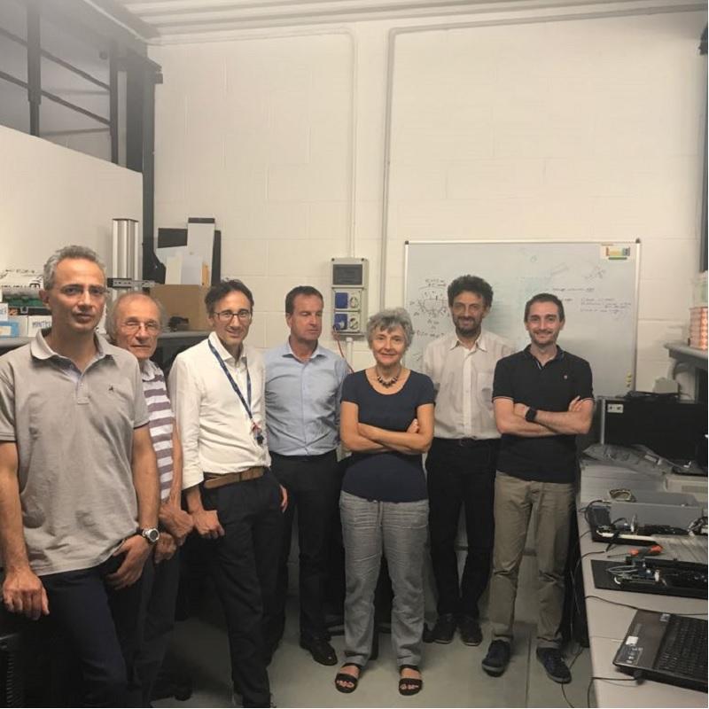 laboratorio novasis gas