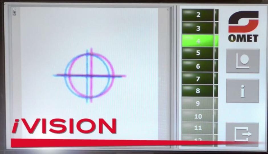 color registration vision camera