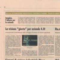 Il Sole 24 Ore articolo giornale