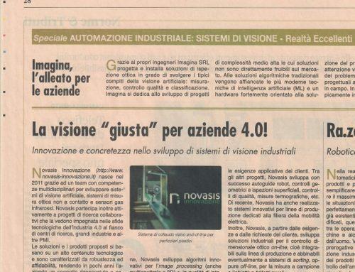 Novasis Innovazione and Il Sole 24 ORE